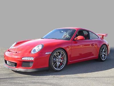 2011 Porsche GT3 GT3 2011 Porsche GT3 GT3 7,984 Miles Guards Red 2dr Car 3.8L H6 6-Speed Manual