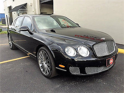 2011 Bentley Continental Flying Spur Speed 2011 Bentley Continental Flying Spur Speed
