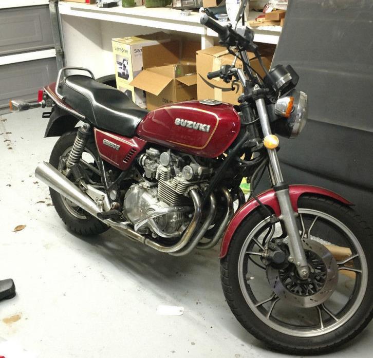 1982 suzuki gs 650 motorcycles for sale