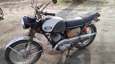 1966 Yamaha YDS3C BIG BEAR SCRAMBLER  1966 YAMAHA YDS3C YDS-3C 250 BIG BEAR SCRAMBLER ORIGINAL BIKE MOTORCYCLE VINTAGE