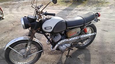 1966 Yamaha YDS3C BIG BEAR SCRAMBLER  1966 YAMAHA YDS3C YDS-3C 250 BIG BEAR SCRAMBLER ORIGINAL BIKE MOTORCYCLE VINTAGE