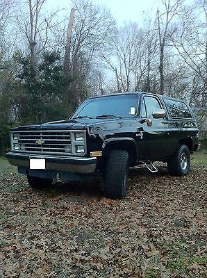 Chevrolet Blazer silverado cars for sale