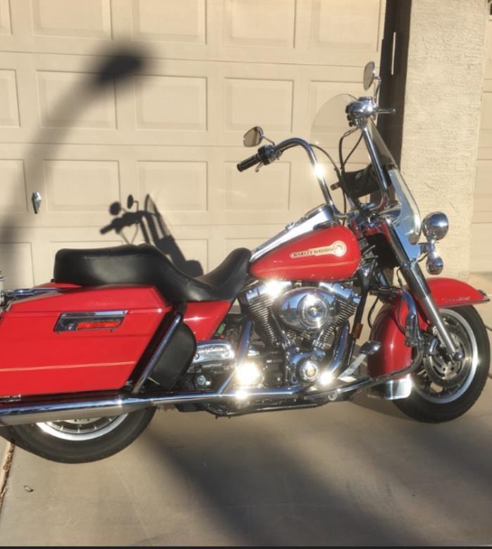 1999 Harley Davidson FLSTC HERITAGE SOFTAIL CLASSIC