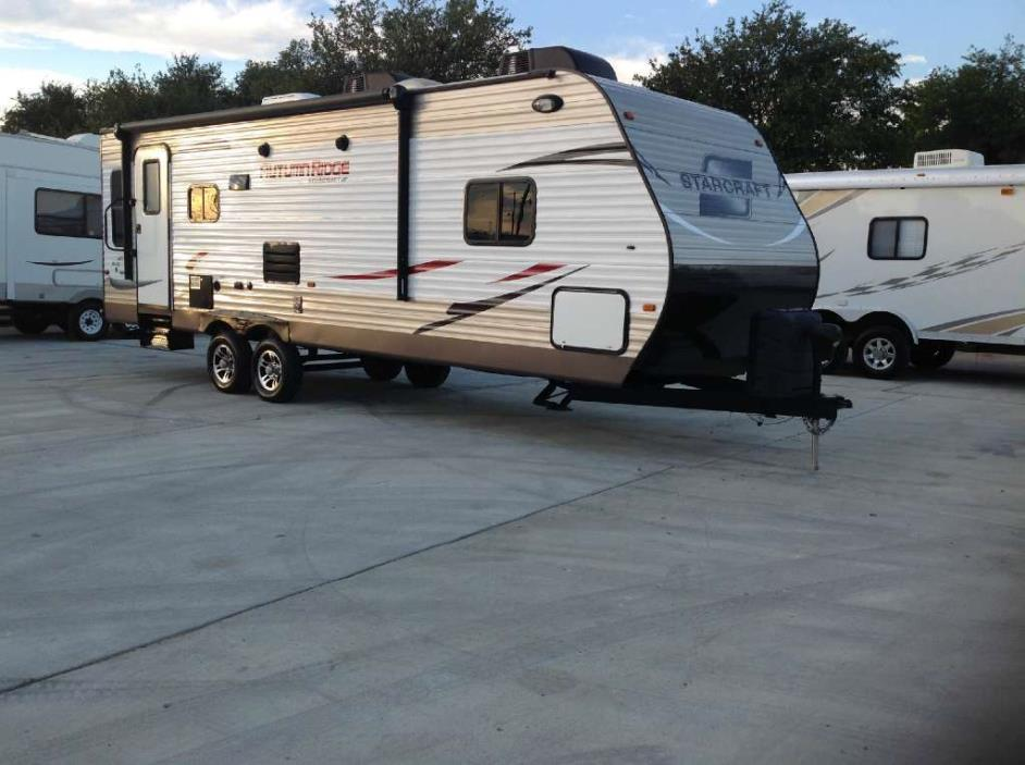 2015 Starcraft Rvs 265RLS