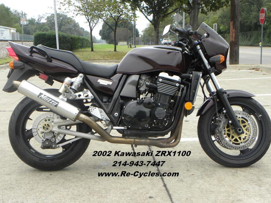 kawasaki zrx motorcycles for sale in dallas texas. Black Bedroom Furniture Sets. Home Design Ideas