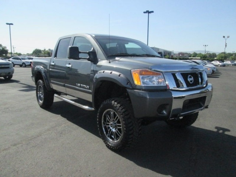 nissan titan sv 4wd cars for sale. Black Bedroom Furniture Sets. Home Design Ideas