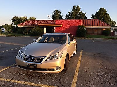 2011 Lexus ES 350 2011 LEXUS ES350, Excellent condition, 34,800 miles