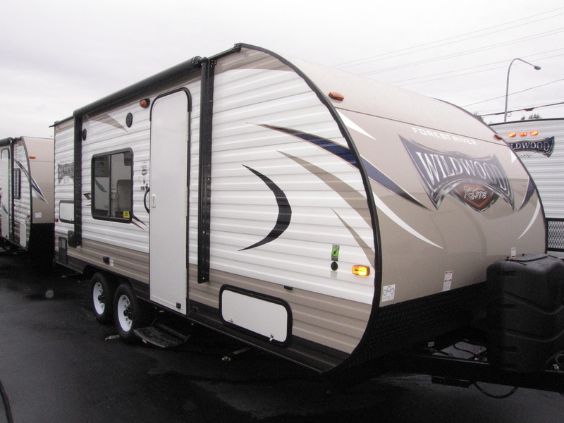 Forest River Wildwood X-Lite 171RBXL