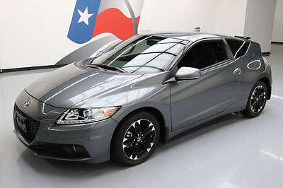 2014 Honda CR-Z  2014 HONDA CR-Z EX HYBRID HATCHBACK CVT REAR CAM 10K MI #000813 Texas Direct
