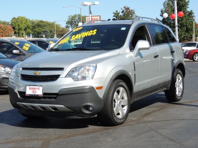 2012 Chevrolet Captiva Sport Fleet LS w/2LS