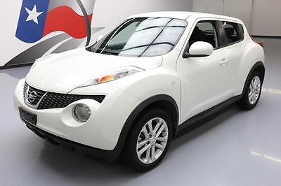 2013 Nissan Juke 2013 NISSAN JUKE S AUTO CRUISE CTRL BLUETOOTH 58K MILES #211761 Texas Direct