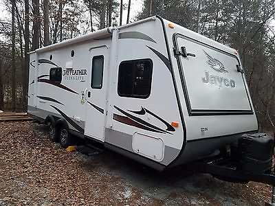 Prime Jayco 23B Hybrid Travel Trailer Rvs For Sale Unemploymentrelief Wooden Chair Designs For Living Room Unemploymentrelieforg