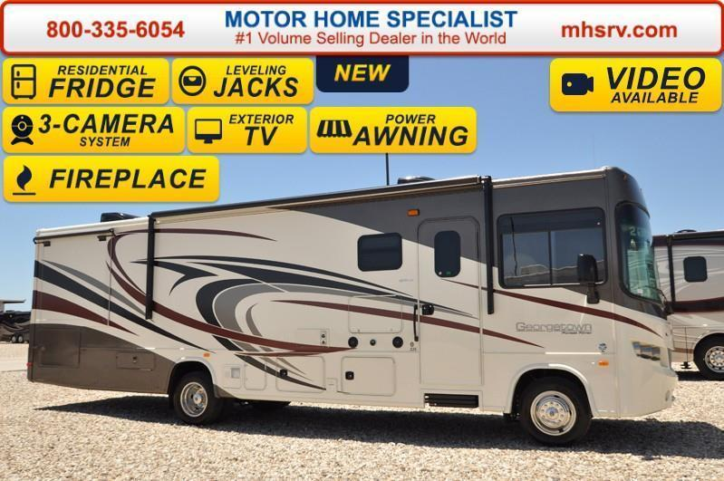 Forest River Georgetown 335DS RV for Sale at MHSRV.co