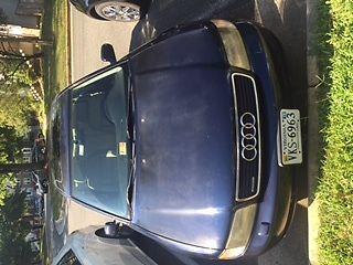 1998 Audi A4 98 Audi A4 Quattro