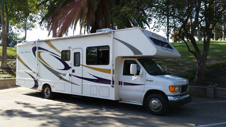 2008 Thor Motor Coach FOUR WINDS
