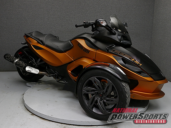 2014 Can-Am Spyder RT SE6