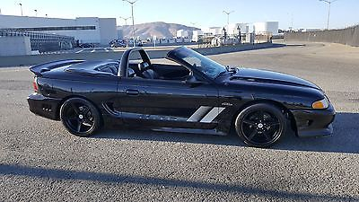 1996 Ford Mustang Saleen Ford Saleen Convertible #243