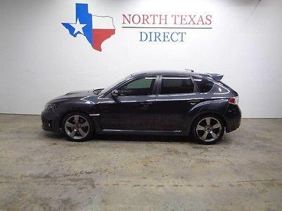 2009 Subaru Impreza  09 Impreza WRX Wagon STI 6 SPD SI-Drive Sport Sharp C Diff We Finance Texas