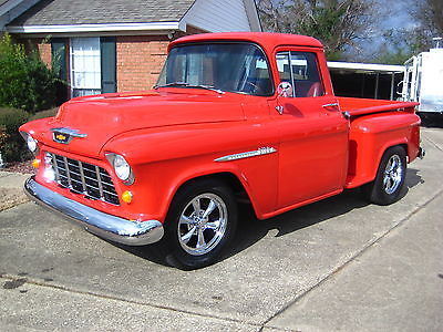 1955 Chevrolet Other Pickups 1955 Chevrolet Stepside 3100, V8,Auto,Air,Street Rod,Classic