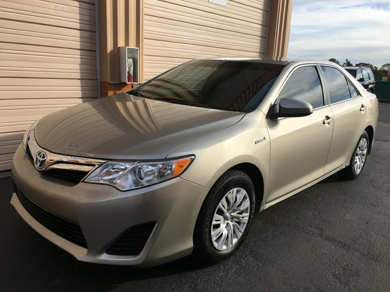 2013 TOYOTA CAMRY LE HYBRID