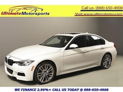 2014 BMW 3-Series Base Sedan 4-Door 2014 BMW 335i M SPORT SPORT+ MODE SUNROOF LEATHER RCAM 19