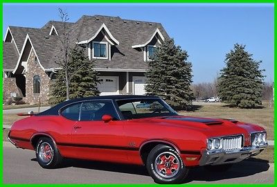 1970 Oldsmobile 442 Cutlass 442 1970 Oldsmobile 442 455 AC **Real Deal 442**High Quality # Match Barrett Jackson