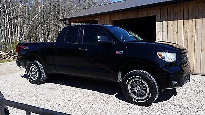 2010 Toyota Tundra SR5 Rock Warrior 2010 toyota tundra rock warrior