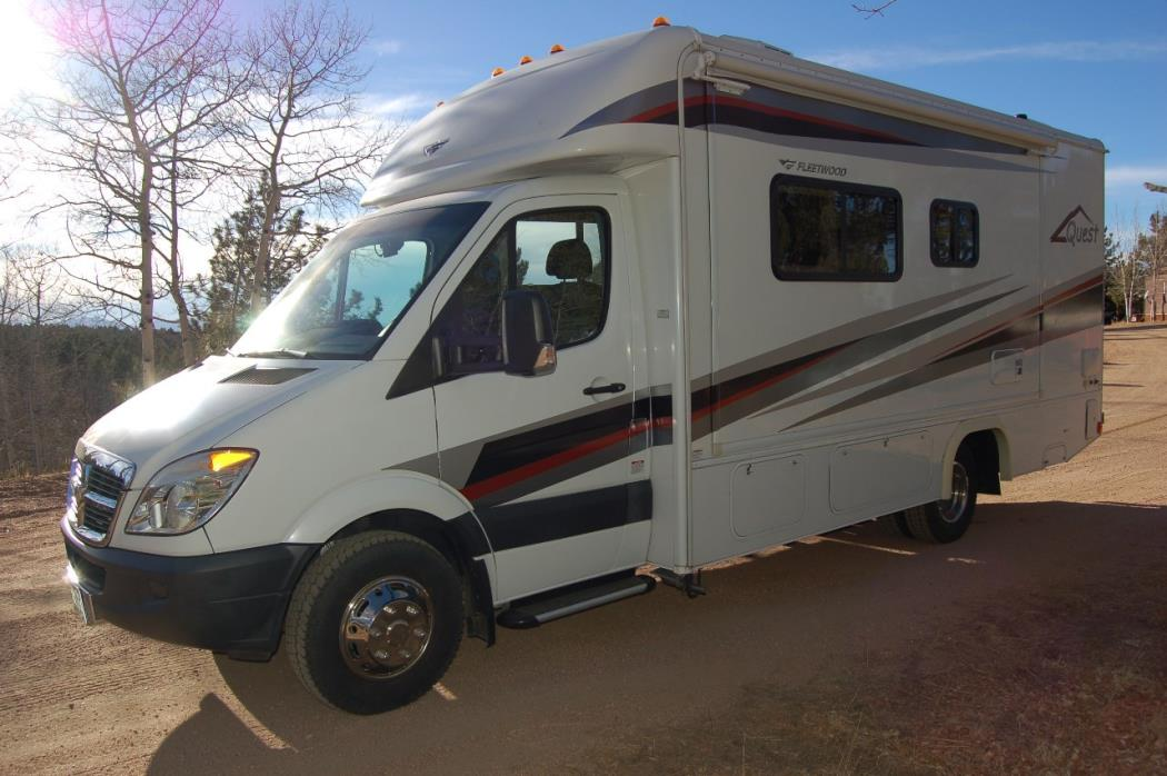 Fleetwood Quest Rvs For Sale