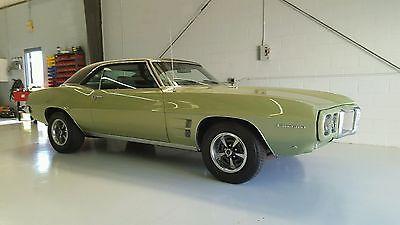 1969 Pontiac Firebird 1969 firebird