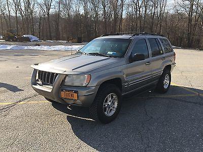 1999 Jeep Grand Cherokee  1999 Jeep Grand Cherokee Limited V8
