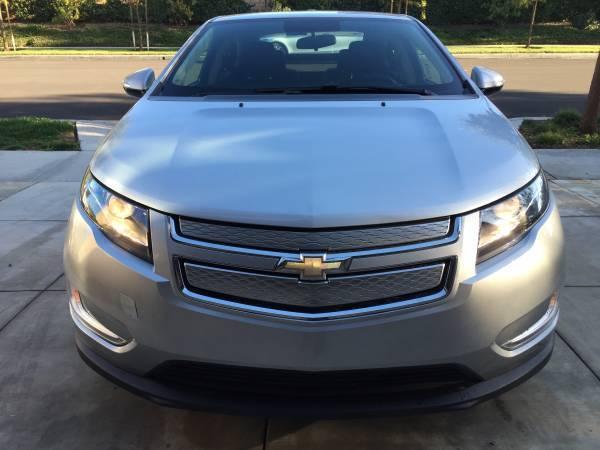 2015 Chevrolet Volt 2015 Chevrolet Volt HOV