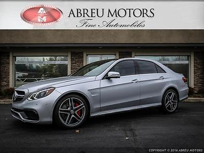 2014 Mercedes-Benz E-Class 4Matic Sedan 4-Door Pristine - MSRP $108k - Clean Carfax - No Stories - 100% Original Paint.