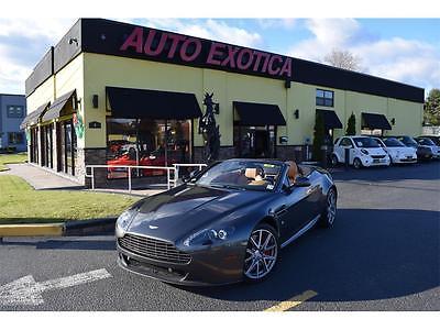 2013 Aston Martin Vantage Base Convertible 2-Door 2013 Aston Martin Vantage Roadster Auto 2 DR Convertible FINANCING AVAILABLE