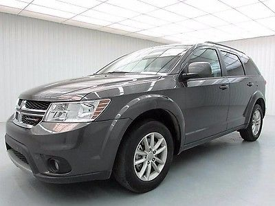 2016 Dodge Journey SXT 2016 Dodge Journey SXT 29723 Miles Granite Crystal Metallic Clearcoat 4D Sport U