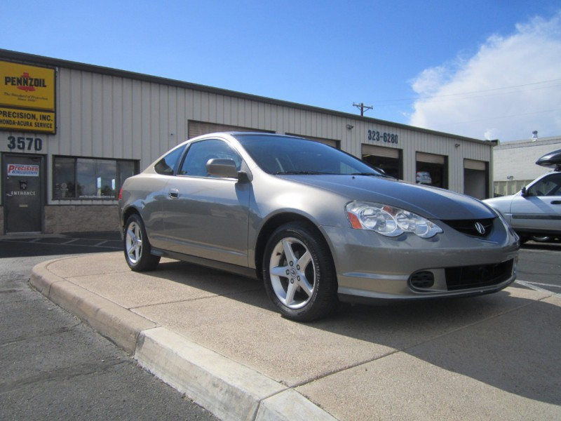 2004 Acura RSX 3dr Sport Cpe Manual