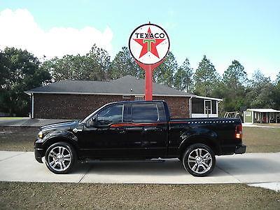 ford f 150 harley davidson edition crew cab pickup 4 door cars for sale. Black Bedroom Furniture Sets. Home Design Ideas