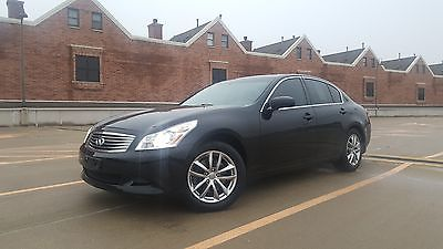 2008 Infiniti G35 G35x 2008 INFINITI G35x BLACK ON BLACK WITH ONLY 51K.MILES !!!