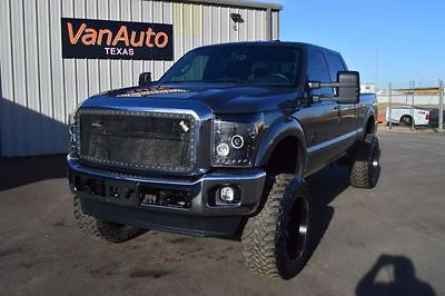 2014 Ford F-250 Lariat Crew Cab Long Bed 4WD 2014 Ford Super Duty F-250 SRW Lariat Crew Cab Long Bed 4WD 108,223 Miles Ingot