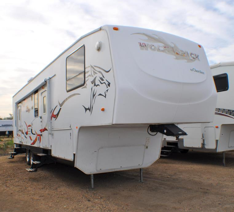 Forest River Wolf Pack 385 Vehicles For Sale
