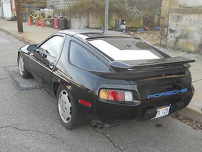1984 Porsche 928 Porsche 928S