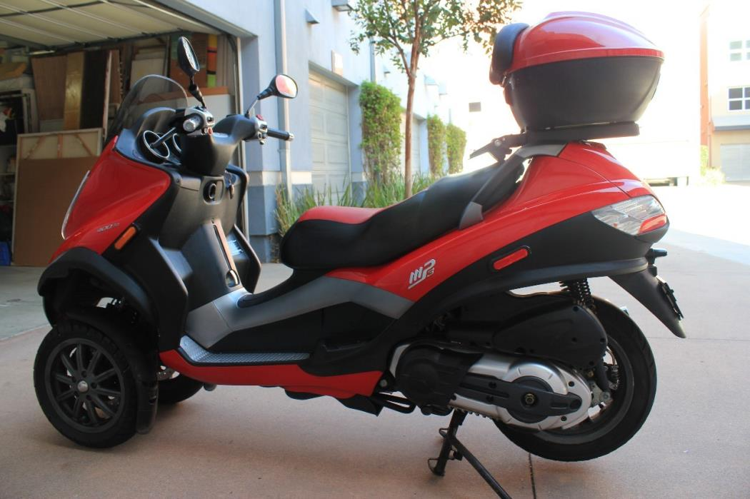 piaggio mp3 400 motorcycles for sale in california. Black Bedroom Furniture Sets. Home Design Ideas