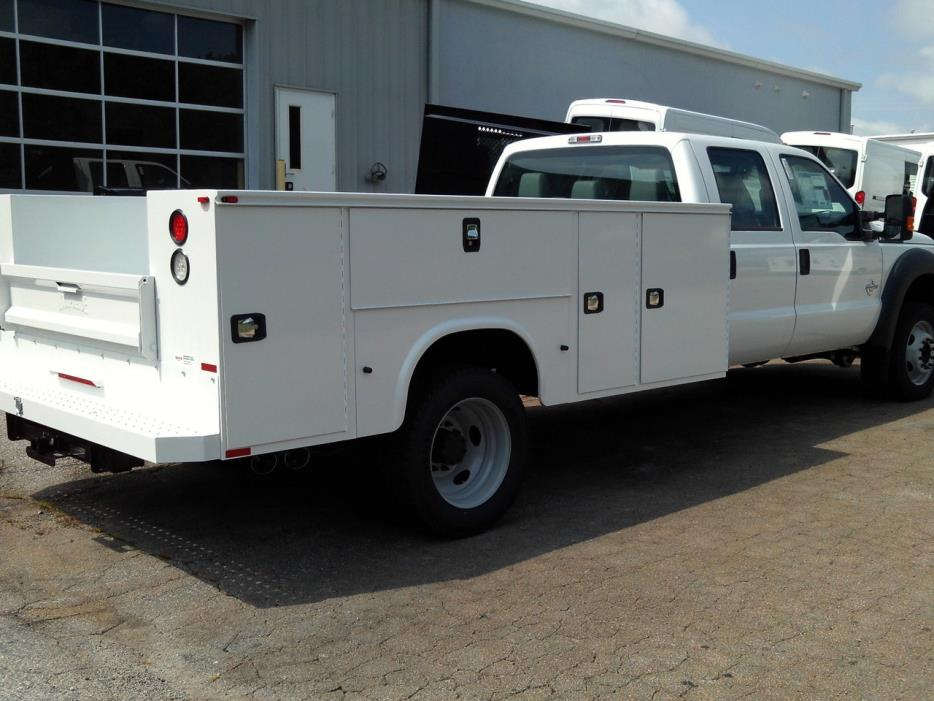 2016 Ford F450 Utility Truck - Service Truck