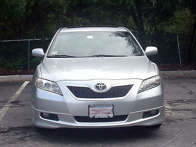 2007 Toyota Camry SE Sedan 4-Door 2007 Toyota Camry SE, 2.4, 70K, Lthr, Rmt strt, AC, GPS, Snrf, Power Everything