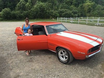 1968 Camaro Rs Cars for sale