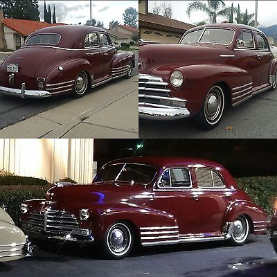 1948 Chevrolet Express Fleetline 1948 Chevrolet Fleetline German Helmet