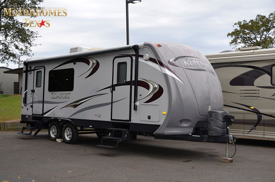Who Makes Komfort Travel Trailers