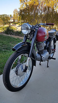 1954 MV Agusta  1954 MV Agusta TR125