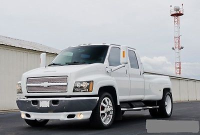 2005 Chevrolet Other Pickups MONROE KODIAK C4500 CRE CAB DIESEL 2005 CHEVY KODIAK C4500 CUSTOM MONROE CONVERSION BUILT DURAMAX TURBO DIESEL