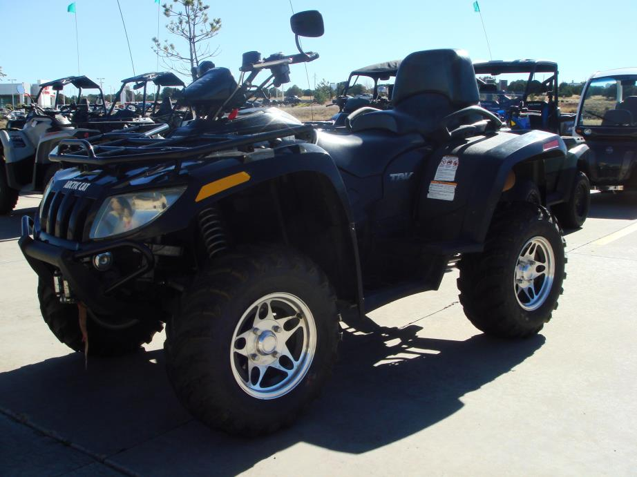 2007 Arctic Cat TRV 650