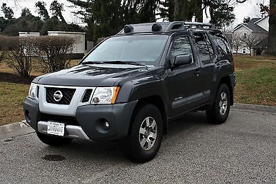 2009 Nissan Xterra Off-Road Sport Utility 4-Door 2009 Nissan Xterra Off-Road Sport Utility 4-Door 4.0L